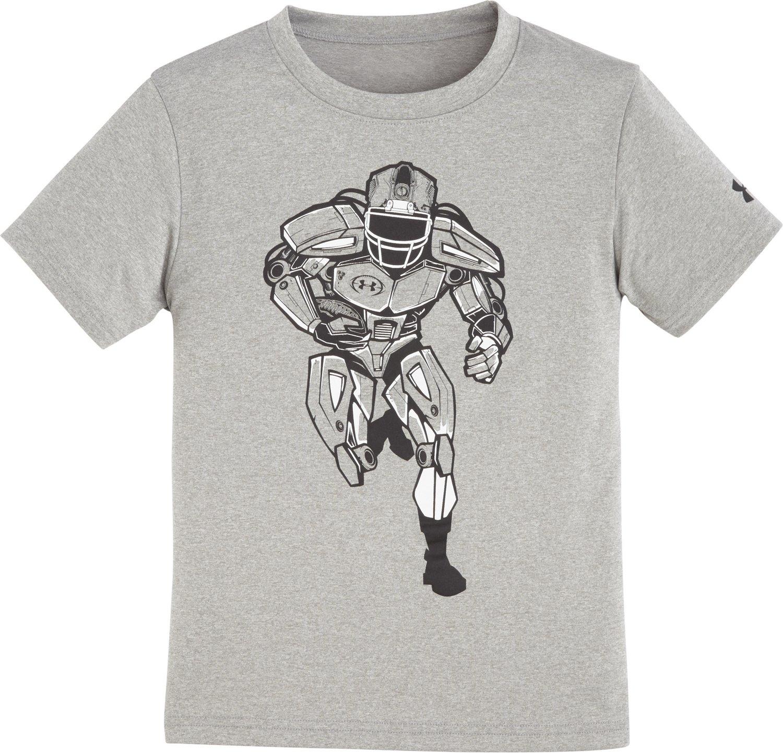 Under Armour® Boys' Machine T-shirt