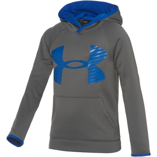Under Armour Boys' Armour Fleece Storm Highlight Hoodie