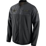 Nike Men's Dallas Cowboys Salute to Service Hybrid Jacket