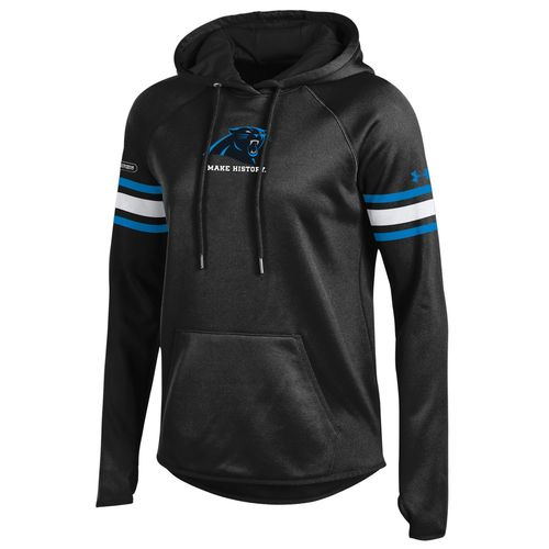 Under Armour™ NFL Combine Authentic Women's Carolina Panthers Armour® Fleece Hoodie