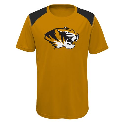 Gen2 Boys' University of Missouri Ellipse Performance Top