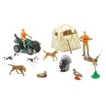 New-Ray Toys Hunting and Fishing Playset Assortment - view number 1