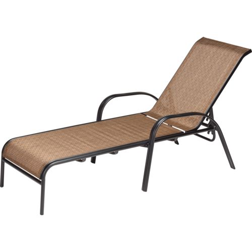Mosaic Stack Chaise Lounge Chair