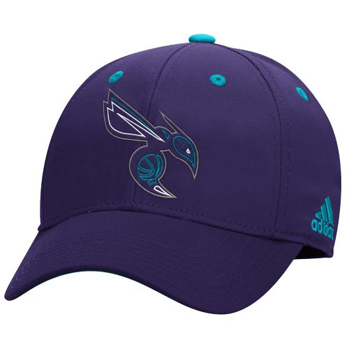 adidas™ Men's Charlotte Hornets Structured Flex Cap