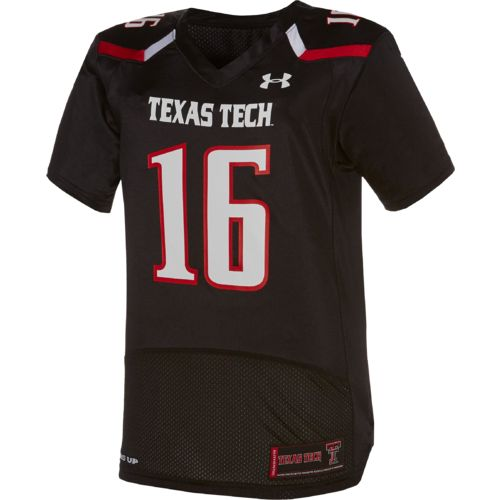 Under Armour™ Kids' Texas Tech University Replica