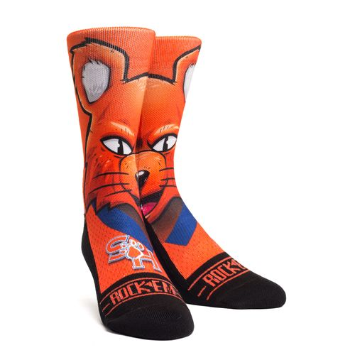 Rock 'Em Apparel Men's Sam Houston State University Mascot Socks