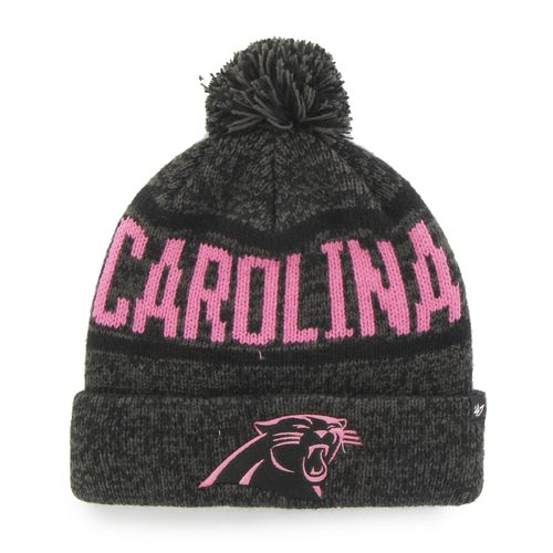 '47 Women's Carolina Panthers Northmont Cuff Knit Hat