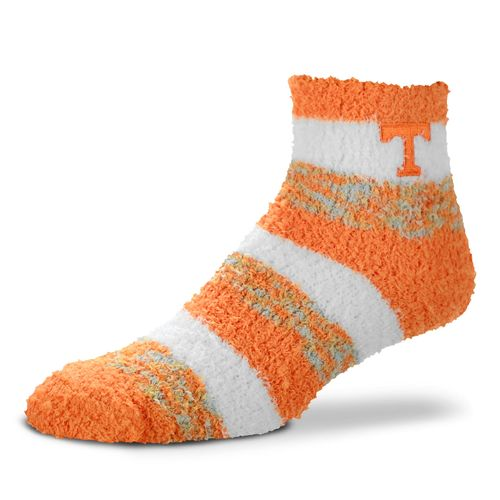 FBF Originals Women's University of Tennessee Pro Stripe Sleep Soft Socks