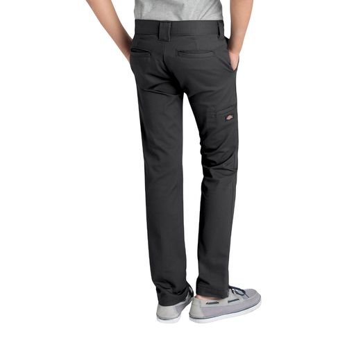 Dickies Boys' Flex Skinny Fit Straight Leg Uniform Pant - view number 2