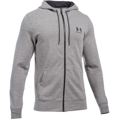 Under Armour Men's Sportstyle Fleece Zip Hoodie