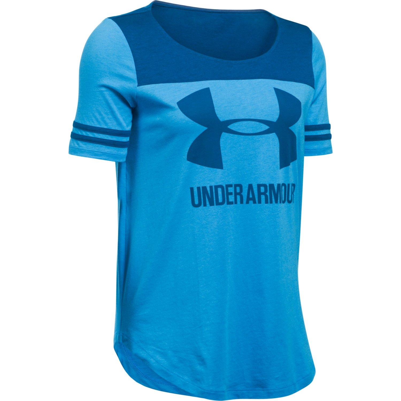 Under Armour Women 39 S Ua Graphic Baseball T Shirt Academy
