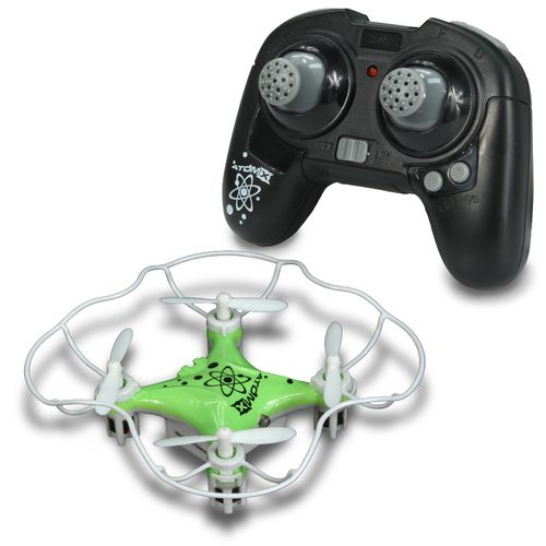 Air Banditz Atom-X Quadcopter (Blue / Green)