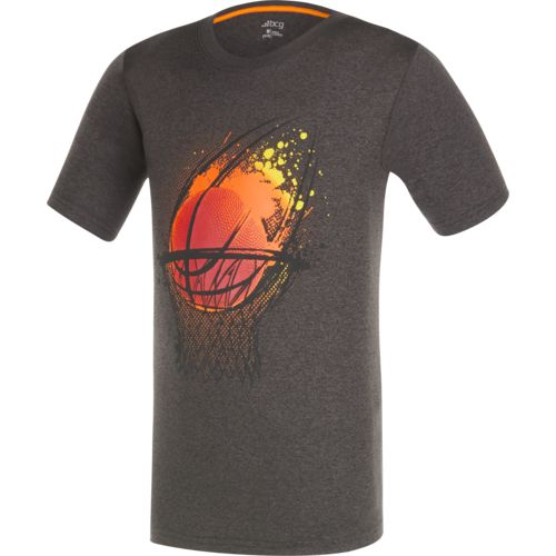 BCG Boys' Basketball Flame Training T-shirt