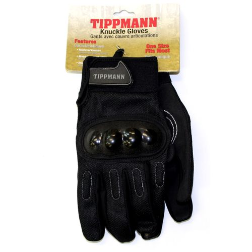 Tippmann Men's Hard Knuckle Paintball Gloves - view number 2