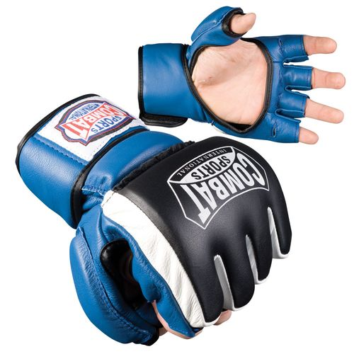 Combat Sports International Adults' Extreme Safety MMA Gloves - view number 1