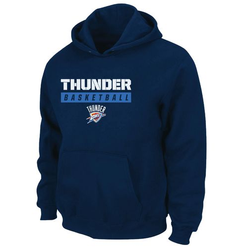 Majestic Boys' Oklahoma City Thunder Screen Print Hoodie
