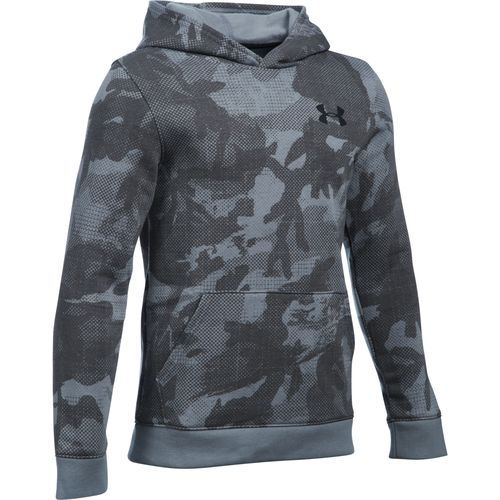 Under Armour™ Boys' Sportstyle Printed Hoodie
