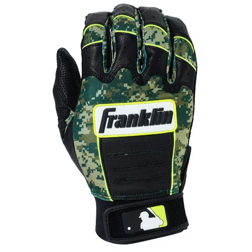 Franklin Adults' CFX Pro Digi Series Camo Batting Gloves