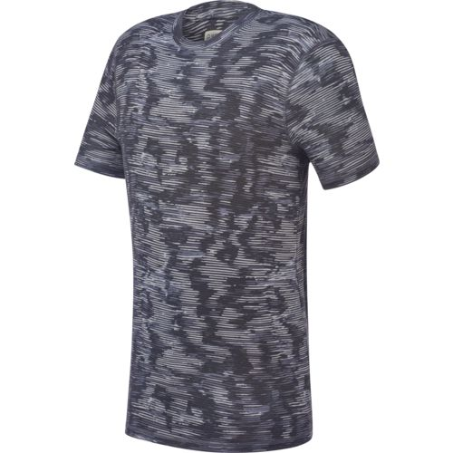 Magellan Outdoors Men's Catch and Release Short Sleeve Printed Crew Top