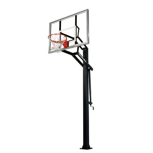 "Goalrilla GS-III 54"" Inground Basketball System and Anchor Kit"