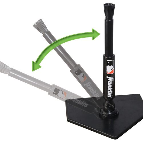Franklin MLB 2-in-1 Power Spring Swing Batting Tee with Pop-Up - view number 4
