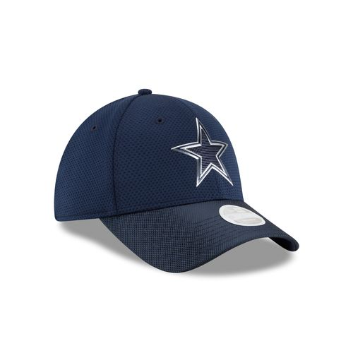 New Era Women's Dallas Cowboys On-field Reverse 9FORTY Cap - view number 3