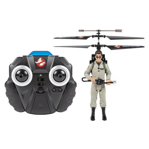 World Tech Toys Ghostbusters Egon Spengler RC Helicopter