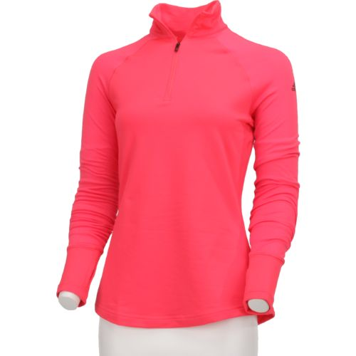 adidas™ Women's techfit™ Cold Weather 1/2 Zip Top