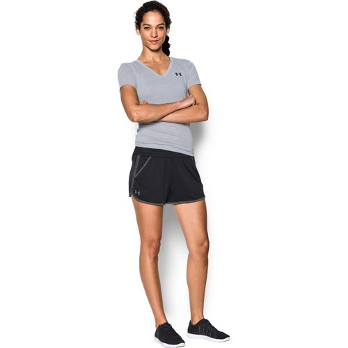 Under Armour Women's Tech Twist Training Short - view number 6