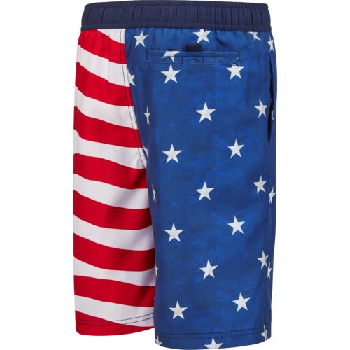 O'Rageous Boys' Americana Boardshort - view number 2
