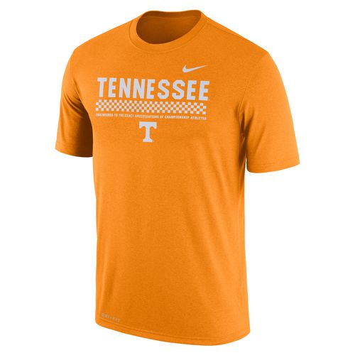 Nike™ Men's University of Tennessee Dri-FIT Legend Staff T-shirt