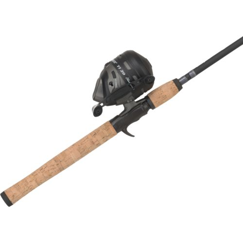 Shakespeare Synergy TI Spincast Rod and Reel Combo