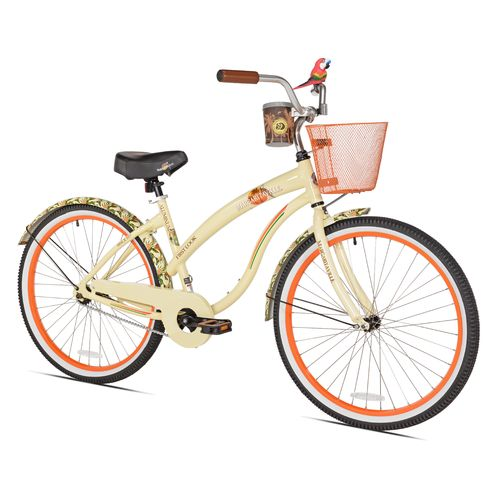 KENT Women's Margaritaville 26 in First Look Cruiser Bicycle
