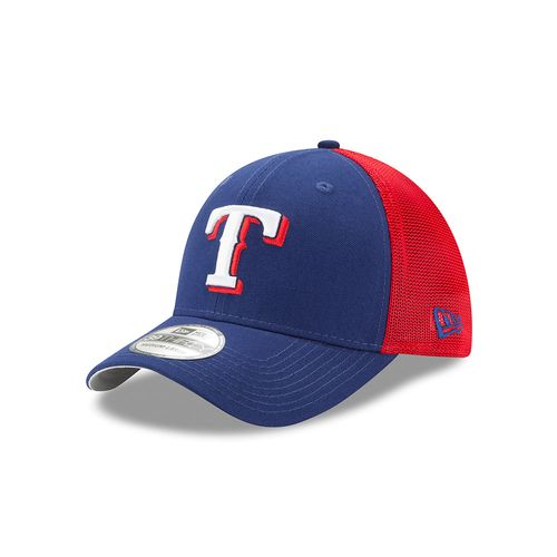 New Era Men's Texas Rangers 39THIRTY Team Brazen Cap