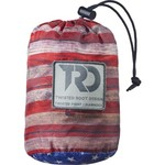 Twisted Root Design Twisted Print USA Wood Flag Hammock - view number 2