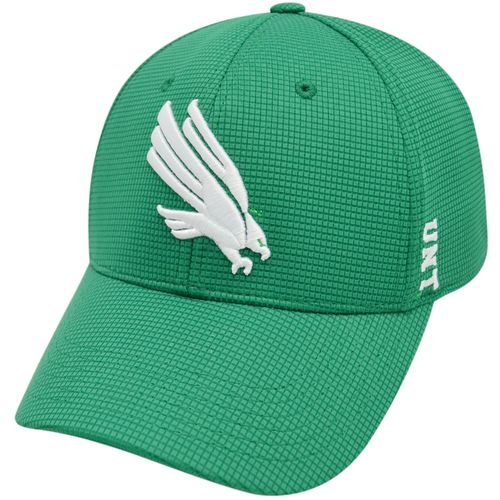 Top of the World Men's University of North Texas Booster Plus Cap - view number 1
