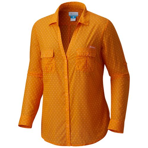 Columbia Sportswear Women's University of Tennessee Sun Drifter Button Down Shirt