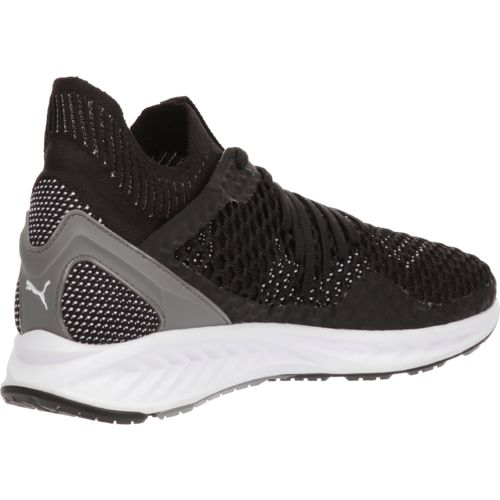 PUMA Men's IGNITE NETFIT Running Shoes - view number 3