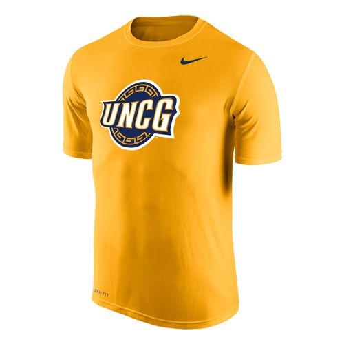 Nike Men's University of North Carolina at Greensboro Dri-FIT Legend 2.0 Short Sleeve T-shirt