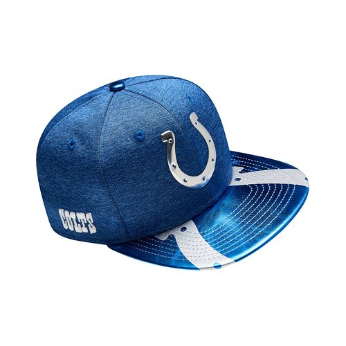 New Era Men's Indianapolis Colts 9FIFTY® NFL17 On Stage Cap - view number 7