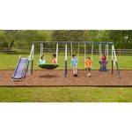 Agame Rosemead 7-Station Swing Set - view number 4
