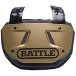 Battle Youth Football Back Plate - view number 1