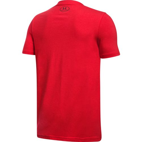 Under Armour Boys 39 Stephen Curry Takeover Short Sleeve