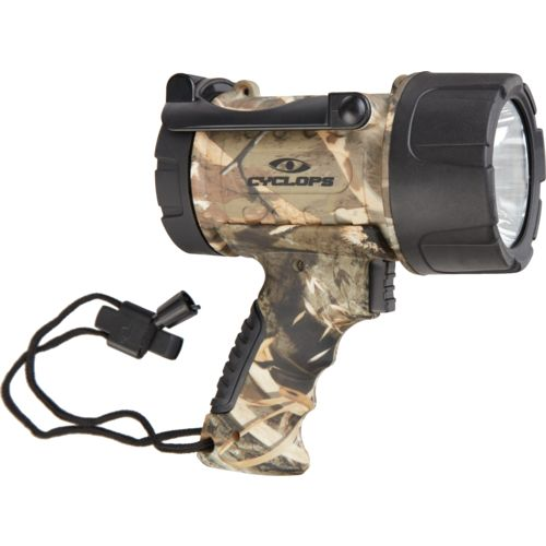 Cyclops LED Handheld Waterproof Spotlight
