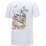 Salt Life Men's Trout Attack Short Sleeve T-shirt - view number 2