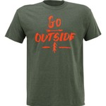 POINT Sportswear Outdoor Enthusiast Men's Go Outside Short Sleeve T-shirt - view number 1