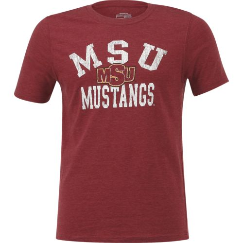 Colosseum Athletics Men's Midwestern State University Vintage T-shirt