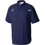 Columbia Sportswear Men's East Tennessee State University Tamiami Fishing Shirt - view number 1