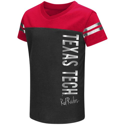 Colosseum Athletics Toddlers' Texas Tech University Cricket T-shirt