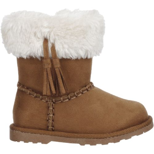 Magellan Outdoors Toddler Girls' Tassel Whipstitch Boots